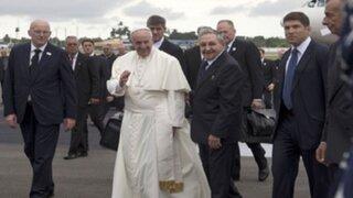Papa Francisco podría reunirse con líder cubano Fidel Castro