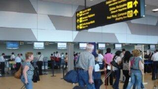 Cancelan vuelos en el aeropuerto Jorge Chávez