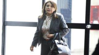 """Julia Príncipe: """"La única beneficiada con mi salida es Nadine Heredia"""""""
