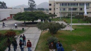 Alumnos de Universidad Agraria denuncian robos en su casa de estudios
