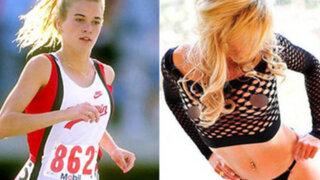 Suzy Favor Hamilton: de atleta olímpica a prostituta de lujo