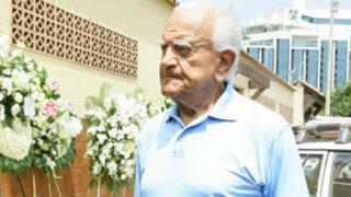 Figuras políticas expresan su pesar por muerte de Humberto Martínez Morosini