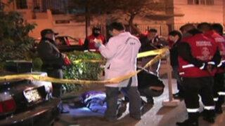 Callao: desconocidos asesinan a estibador y abandonan cadáver en plena calle