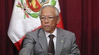 Humberto Lay asegura que no participará en diálogo con la PCM