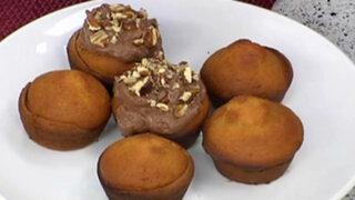 Muffins italianos: aprende a preparar este delicioso postre en casa