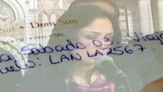 """La historia del caso """"agendas"""" de Nadine Heredia"""