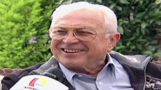 Luis Ángel Pinasco y Jorge Benavides recuerdan a Don Humberto Martínez Morosini