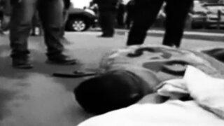SJL: capturan a sujetos que asaltaban con máscara de Anonymous