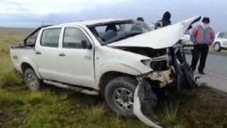 Piura: sacerdote fallece en aparatoso accidente vehicular
