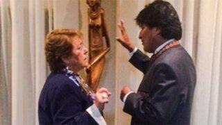 Declaraciones de Evo Morales generan polémica en Chile