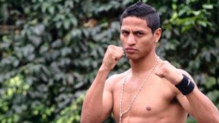 Jonathan Maicelo venderá marcianos para costear su próxima pelea