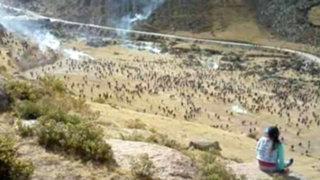 Las Bambas: muertos por violentas protestas se elevan a cuatro
