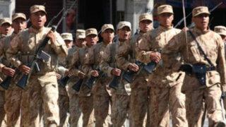 Presidente Ollanta Humala rechaza propuesta de patrullaje militar