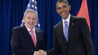 EEUU: Obama y Castro se vuelven a reunir en la ONU