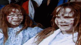 """""""El exorcista"""": mira el detrás de cámara del film más terrorífico de las últimas décadas"""