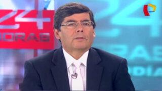 """Congresista Delgado: """"Candidatos están ofreciendo dinero en efectivo por votos"""""""