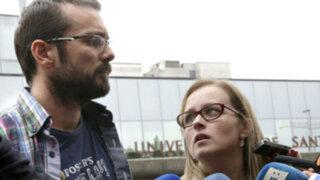España: Padres piden dejar morir a su hija que sufre extraña enfermedad