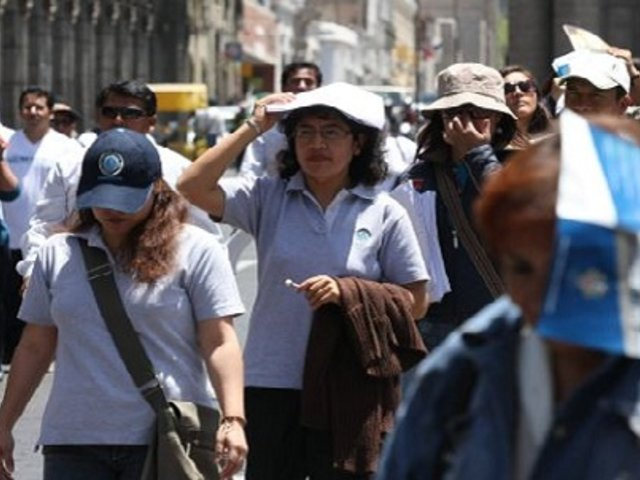 Senamhi: Temperatura en San Martín llegará hasta 39 grados