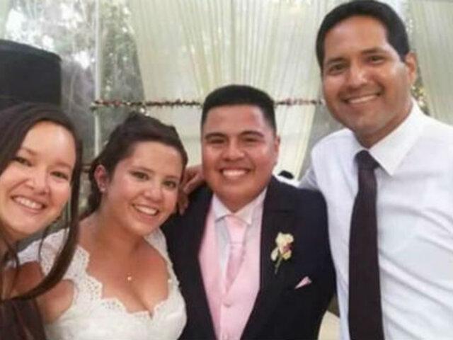 Rosario Ponce se casó con el hijo de su abogado