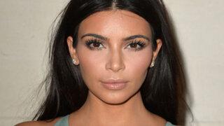 Difunden video de Kim Kardashian tras asalto en París