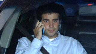Cuatro años de prisión suspendida para Mateo Silva Martinot
