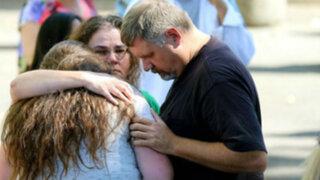 EEUU: al menos 13 muertos y 20 heridos por tiroteo en escuela de Oregón
