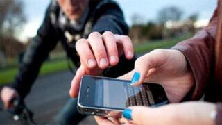 Decreto Legislativo dispone que empresas bloqueen celulares robados