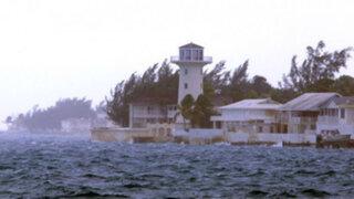 EEUU: Huracán Joaquín avanza hacia el norte del Océano Atlántico