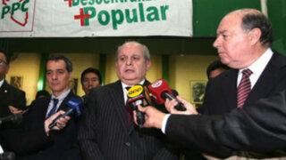 Pedro Cateriano se reunió con Raúl Castro del PPC