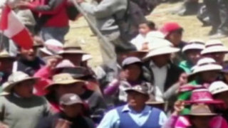 Emergencia en Las Bambas: violencia antiminera en Apurímac
