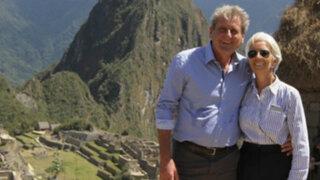 Directora del Fondo Monetario Internacional visitó Machu Picchu