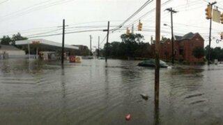 EEUU: Carolina del Sur enfrenta las peores lluvias en los últimos mil años