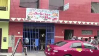 Dueña de cevichería asaltada más de 60 veces acusa desidia de autoridades