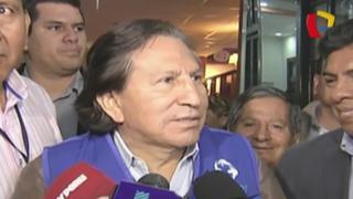 Toledo pide tregua a precandidatos por Junta de Gobernadores FMI-Banco Mundial