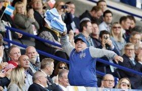 Maradona celebró victoria de selección argentina de rugby con este baile