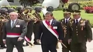 Ministro de Defensa explicó extraños ascensos de promoción de Humala en Ejército