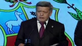 César Acuña lanza precandidatura a la presidencia de la República