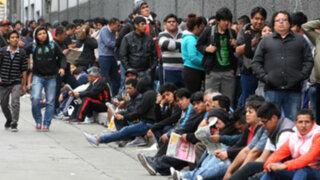 Perú vs. Chile: Caos y desorden por venta de entradas