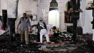 Ocho muertos y más de 10 heridos tras ataque suicida en Yemen