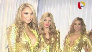 Chicas doradas confían en triunfo colombiano frente a Perú