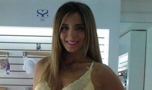 Imágenes infartantes: Fiorella Flores se destapó en sesión de fotos