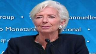 Directora del FMI comparó a la cocina peruana con la economía mundial