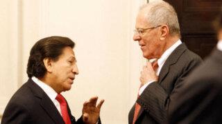 Fiscalía cita a Toledo y PPK por presunto dinero venezolano en campaña nacionalista de 2006
