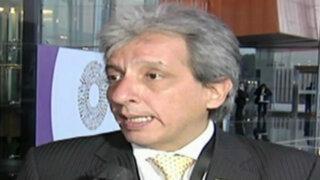 Ministro del Ambiente se pronunció por mesa de diálogo de Las Bambas