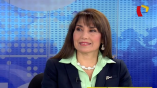 """Ministra Magali Silva sobre TPP: """"El precio de las medicinas no van a subir"""""""