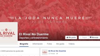 """Clasificatorias: hinchas peruanos se unen en campaña """"El rival no duerme"""""""