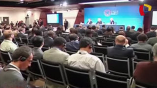 Desvíos en alrededores del Circuito Mágico del Agua por cumbre BM-FMI