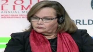 Ministra de Energía y Minas afirma que Las Bambas iniciaría operaciones en enero