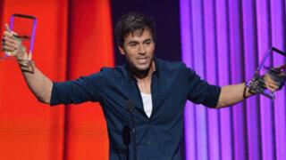 Espectáculo internacional: los ganadores del Latin American Music Awards