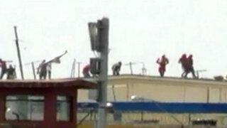 Chiclayo: gresca en penal de Picsi deja dos muertos y 43 heridos